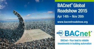 PcVue Solutions takes part in the BACnet Global Roadshow