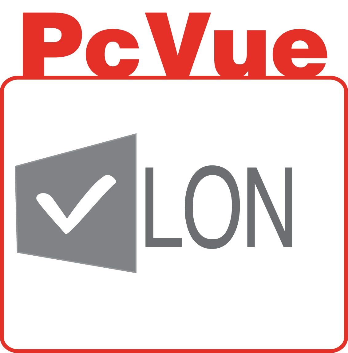 PcVue icon features LON