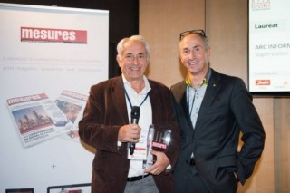 ARC Group awarded Most Innovative company of 2016 by Mesures Magazine