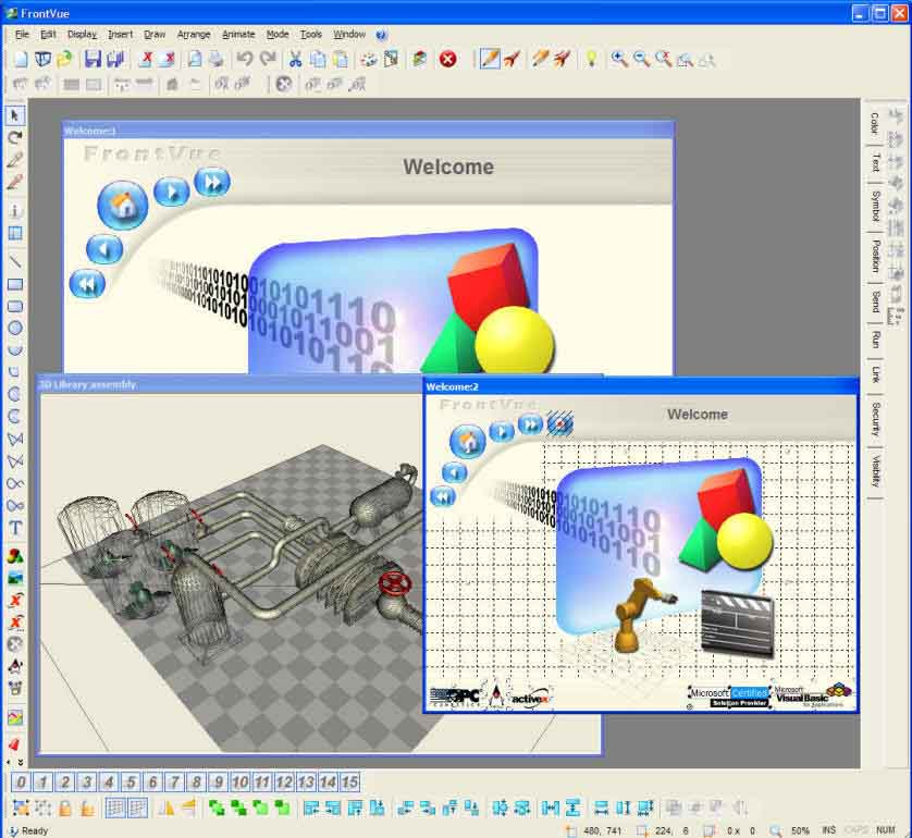 HMI Creation and Configuration Software | PcVue Solutions