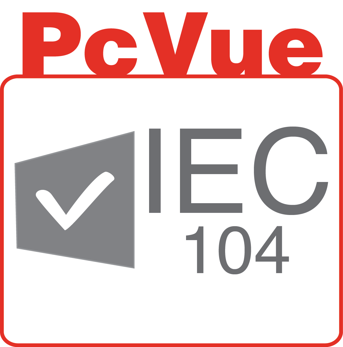 PcVue icon features IEC104